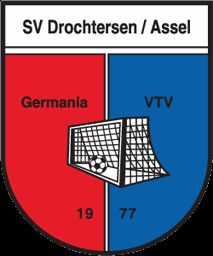 1977, SV Drochtersen/Assel (Germany) #SVDrochtersenAssel #Germany (L16986)