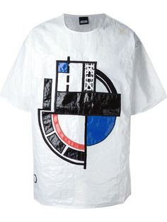KTZ Plastic Effect T-Shirt. #ktz #cloth #t-shirt