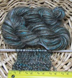 bonus auction on tophatter yarn addict today, silk and angora how can you not crave this one!