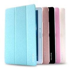 Ultra-slim Folio PU Leather Case For Samsung Galaxy Note 10.1 P600
