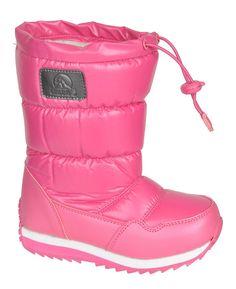 Śniegowce dla dziewczynki, Elbrus to ciepło i wygoda dla twojego dziecka