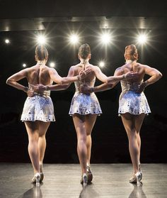 A look at the Rockettes and their beauty routine