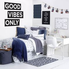 Good Vibrations Room | available on dormify.com
