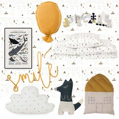 Lille Lykke: Kids Tuesday... a little boys room, still sweet with a hint of adventure