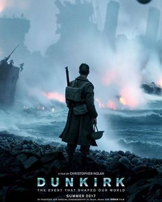 The first DUNKIRK official poster