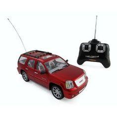 GMC Yukon Denali Radio Remote Control SUV 1:24 R/C Model Car (Toy)  http://budconvention.com/zone1.php?p=B00759EG40  #geek #nerd #tech