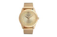 Venda Alexander Milton / 28423 / Mulher / Aço / Relógio de quartzo de aço Dourado