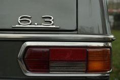Mercedes-Benz 300 SEL 6.3 W109