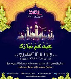 Selamat Berhari Raya Idul Fitri
