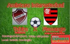 Portal Esporte São José do Sabugi: Tabira do Serrote jogará amistoso domingo com o Fl...