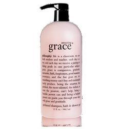 philosophy amazing grace perfumed...     $17.00