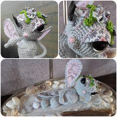 LiBelly zilver grey patroon van Esther Emaar