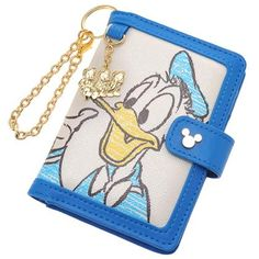 Donald Duck Sketch Card Holder