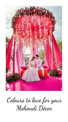 Desi Wedding Decor, Engagement Decorations, Outdoor Wedding Decorations, Backdrop Decorations, Backdrop Wedding, Mehendi, Mehndi Decor, Indian Wedding Video, Indian Wedding Photos