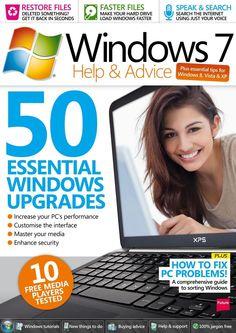 Windows Help & Advice 93. 50 essential Windows upgrades.