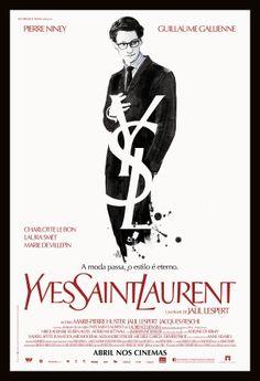 """Yves Saint Laurent"". Estreia em 24 de Abril. Trailer: http://youtu.be/xMIMu1Q-Xxw"