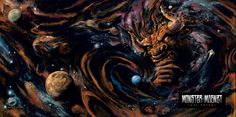 Monster Magnet – Last Patrol cover full, 24″ x 48″, Oil on Canvas, ©John Sumrow - See more at: http://www.johnsumrow.com/2013/07/25/monster-magnet-last-patrol-cover/#sthash.0awPdUwl.dpuf