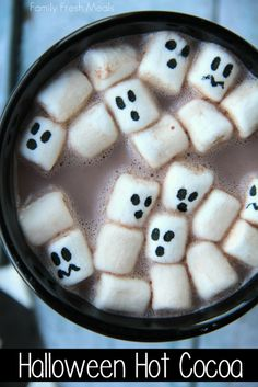 Halloween Hot Cocoa Love sharing all the new stuff here on Pintrest!! Christy Tusing Borgeld