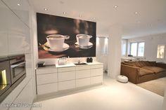 Interesting kitchen / Erikoinen keittiö