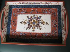 Hindeloopen painting -a Traditional Decorative Art | Something to ...