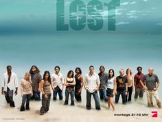 LOST promo photo: season two