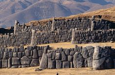 The rocks of Sacsayhuaman, Cusco, Peru. Fine Art Prints, Canvas Prints, Framed Prints, Beyond Good And Evil, Mystery Of History, Inca, Ancient Aliens, Ancient Civilizations, Gifts In A Mug