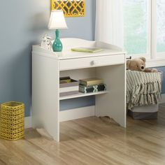 Free Shipping. Buy Sauder Storybook Student Desk, Multiple Finishes at Walmart.com