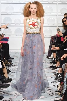 Schiaparelli Spring 2016 Couture Fashion Show