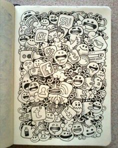 Doodle By kerby rosanes