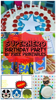 Captain america civil war birthday party food thanks for - Adjoint administratif grille indiciaire ...