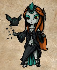 Great Fairy of Toonlight? by hikolol35 on deviantART