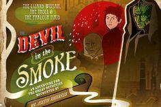 Crítica | Devil in the Smoke, de Justin Richards