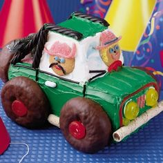Outback Jeep Cake recipe