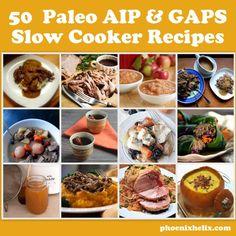 50 Paleo AIP & GAPS Slow Cooker Recipes | Phoenix Helix