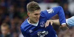 Foot - Euro - ANG - John Stones (Everton) blessé et forfait avec l'Angleterre
