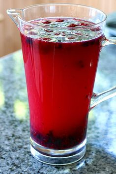 berry lemonade for shower