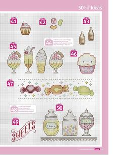 I like the little cupcake - cute for a card or gift tag