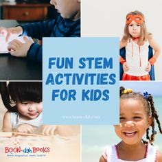 STEM activities is one of the best ways for our little ones to learn. Not only are the fun but they help our kids develop critical thinking skills! Here is a list of some of our favorite STEM activities for kids.    #interactivelearning #earlyeducation #stemeducation #teachertools #homeschooling #storytelling #learntoread #childrenbooks #boondah #pumpusnpals Science Experiments For Preschoolers, Cool Science Experiments, Stem Science, Interactive Learning, Kids Learning, Stem Activities, Activities For Kids, Teacher Tools, Teacher Resources
