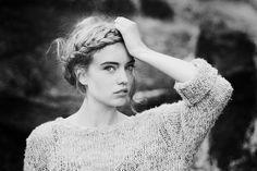 Elsa Holmgren by Hilda Randulv, via Flickr