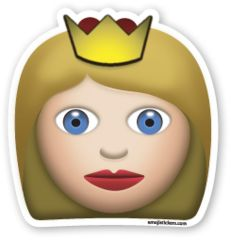 Princess | Emoji Stickers