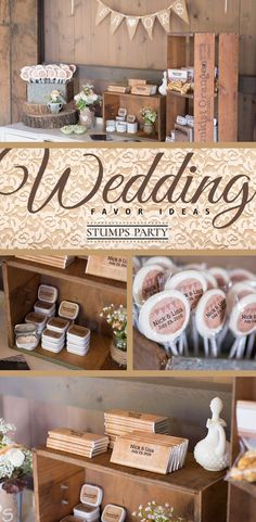 Celebrate the sweet romance of your love with a rustic romance wedding theme at your wedding. Explore all our Wedding supplies & save 10% promo code SPPINIT until 12/31/19 11:59 PM EST.