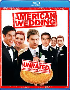 Thomas Ian Nicholas, Eddie Kaye Thomas, American Pie, Seann William Scott, Wedding Movies, Wedding Posters, American Wedding, Alyson Hannigan, Birthday Wishlist