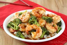 General Tso's Sweet Chili Shrimp- Healthy and Delicious: 17 Seafood Recipes pasta rezept healthy pasta recipes Shrimp Dishes, Fish Recipes, Seafood Recipes, Asian Recipes, Cooking Recipes, Healthy Recipes, Recipies, Asian Foods, Chinese Recipes