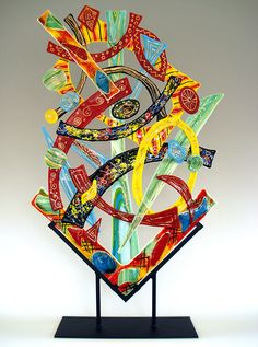 How To Do Fused Glass art - Sea Glass art Resin - Contemporary Glass art Sculpture - Broken Glass art Installation - Glass Artwork, Glass Wall Art, Sea Glass Art, Stained Glass Art, Mosaic Glass, Glass Fusion Ideas, Glass Fusing Projects, Broken Glass Art, Crushed Glass