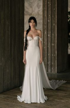 Rita Vinieris Wedding Dresses, New Wedding Dresses, Perfect Wedding Dress, Bridal Dresses, Wedding Dress Corset, Lace Wedding, Vintage Style Wedding Dresses, Gown Wedding, Dress Vintage