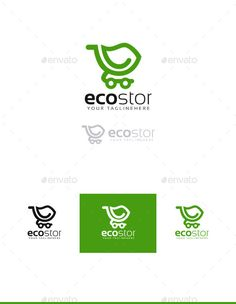Buy Eco Store Logo by GraphicPicker on GraphicRiver. DESCRIPTION A leaf shaped shopping cart logo. Can be use to any business like Large, Small or any size of business. Shopping Cart Logo, Logo Design Inspiration, Design Ideas, Eco Store, Vector Logo Design, Logo Food, Logo Concept, Animal Logo, Leaf Shapes
