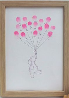 Hey, I found this really awesome Etsy listing at https://www.etsy.com/listing/181198063/baby-shower-keepsake-art-elephant