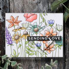 Crafty Hugs Blog Hop! - Simon Says Stamp Blog Diy Scrapbook, Scrapbook Albums, Scrapbooking, Watercolor Cards, Watercolor Flowers, Watercolor Paintings, Simon Says Stamp Blog, Paper Cards, Diy Cards