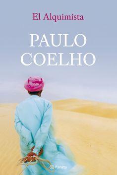 ¿Un libro? El Alquimista de Paulo Coelho
