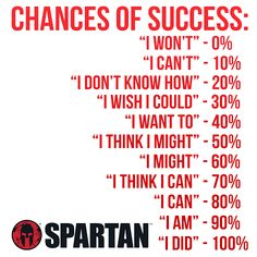 Race - Stages of re-programming your thinking…. to overcome ANY obstacle -Spartan Race - Stages of re-programming your thinking…. to overcome ANY obstacle - Race Quotes, Motivational Quotes, Inspirational Quotes, Spartan Quotes, Spartan Life, Spartan Race Training, Warrior Quotes, Gym Quote, Happiness